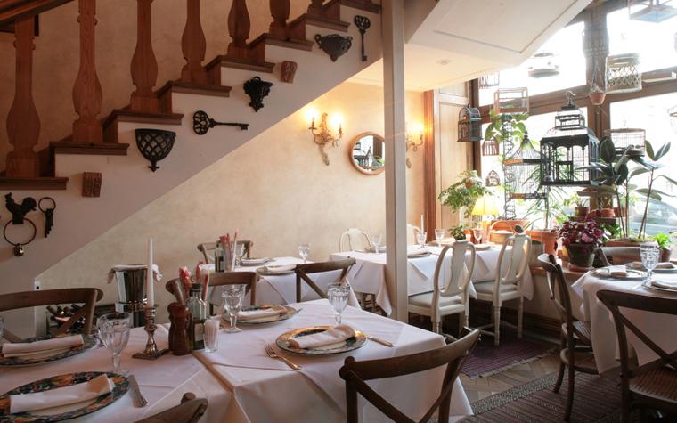 Ресторан. ресторан из проекта , фото №19052
