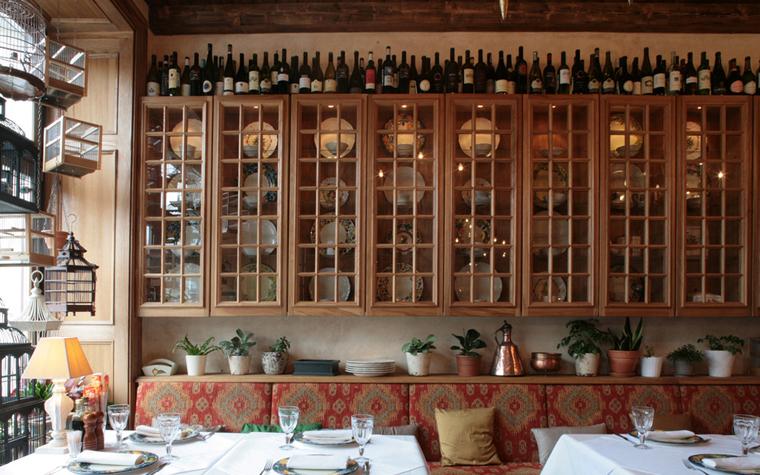 Ресторан. ресторан из проекта , фото №19053