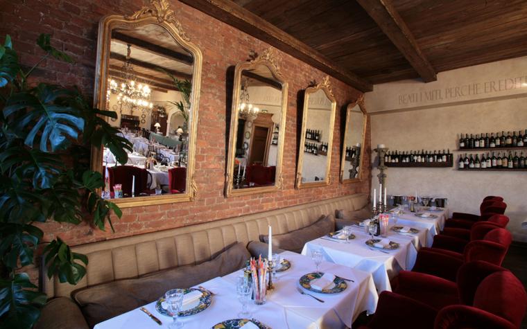 Ресторан. ресторан из проекта , фото №19043