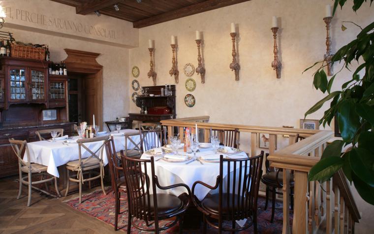 Ресторан. ресторан из проекта , фото №19047