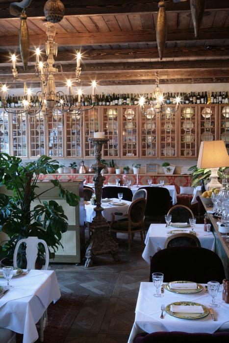 Ресторан. ресторан из проекта , фото №19049
