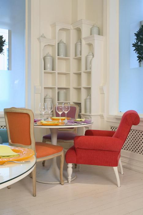 Ресторан. ресторан из проекта , фото №19064
