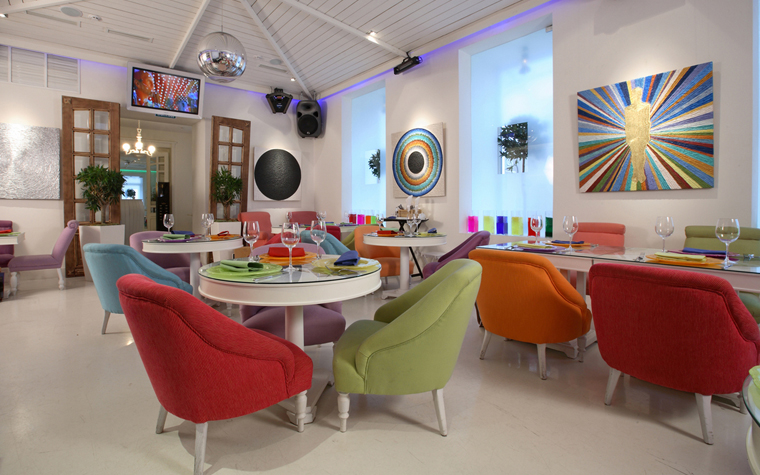 Ресторан. ресторан из проекта , фото №19065
