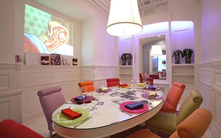 Ресторан. ресторан из проекта , фото №19068