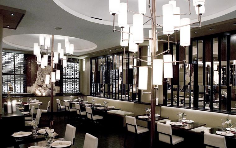 Ресторан. ресторан из проекта , фото №20164