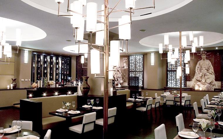 Ресторан. ресторан из проекта , фото №20165