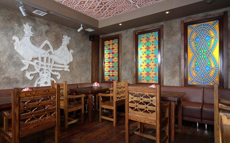 Ресторан. ресторан из проекта , фото №20298