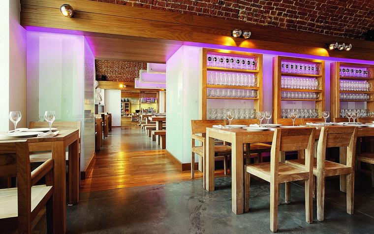 Ресторан. ресторан из проекта , фото №21079