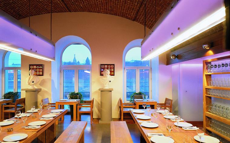Ресторан. ресторан из проекта , фото №21080
