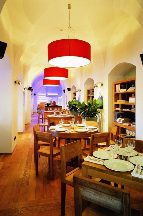 Ресторан. ресторан из проекта , фото №21081