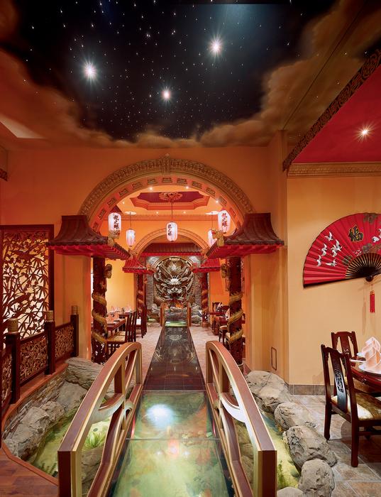 Ресторан. ресторан из проекта , фото №21440