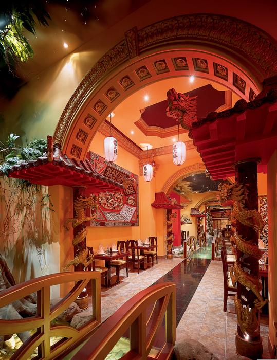 Ресторан. ресторан из проекта , фото №21441