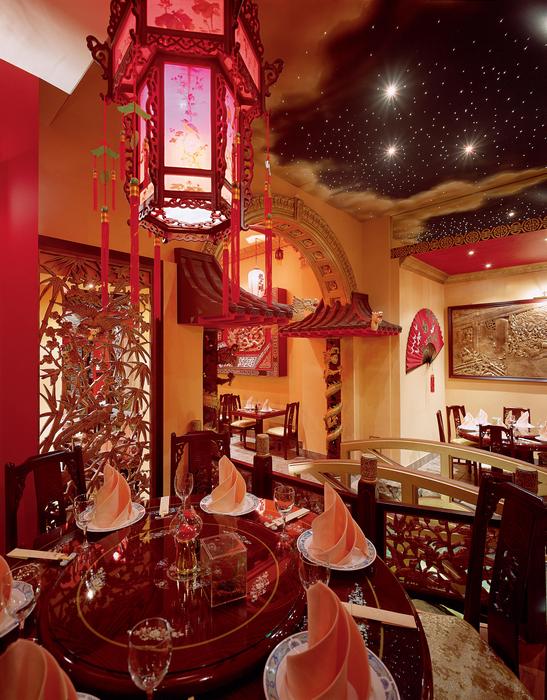 Ресторан. ресторан из проекта , фото №21443