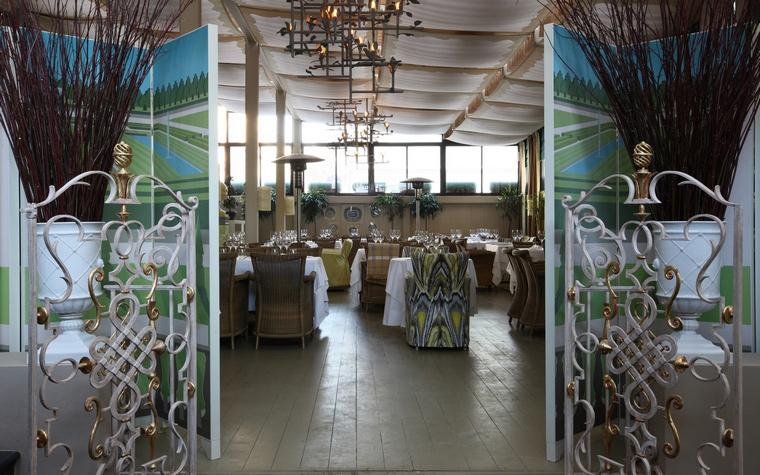 Ресторан. ресторан из проекта , фото №48391