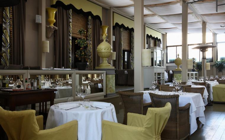 Ресторан. ресторан из проекта , фото №48393