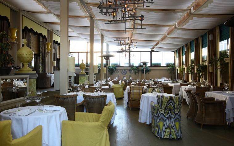 Ресторан. ресторан из проекта , фото №48394