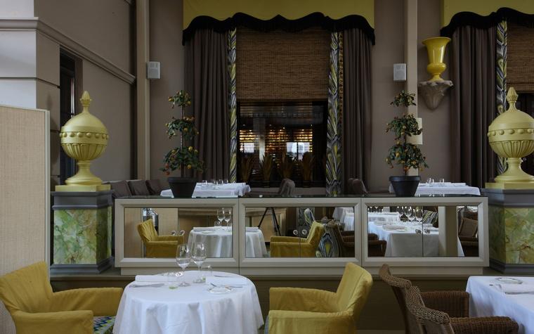 Ресторан. ресторан из проекта , фото №48395