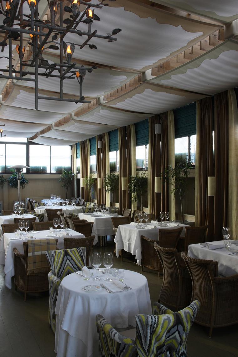 Ресторан. ресторан из проекта , фото №48397