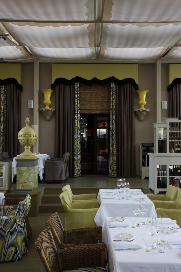 Ресторан. ресторан из проекта , фото №48401