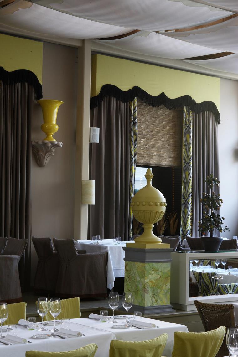 Ресторан. ресторан из проекта , фото №48402