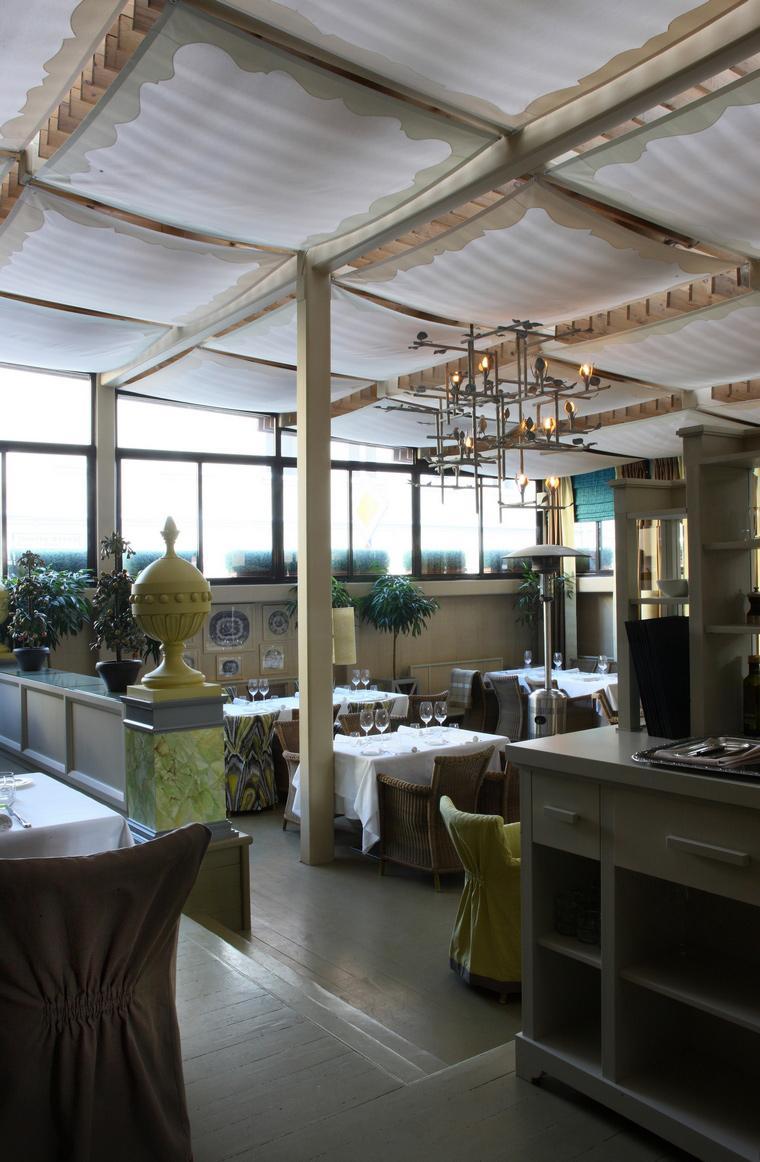 Ресторан. ресторан из проекта , фото №48403