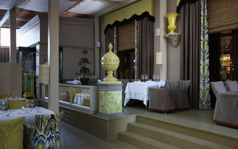 Ресторан. ресторан из проекта , фото №48404