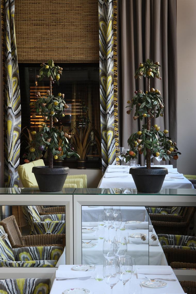 Ресторан. ресторан из проекта , фото №48405
