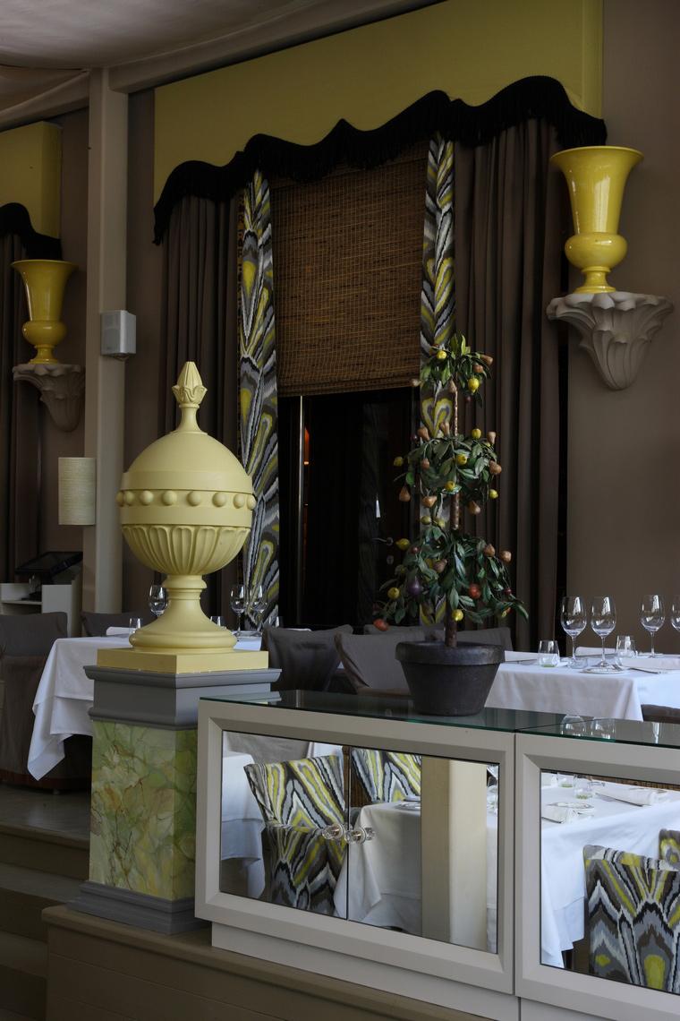 Ресторан. ресторан из проекта , фото №48407