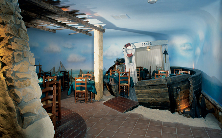 Фото № 21599 ресторан  Ресторан