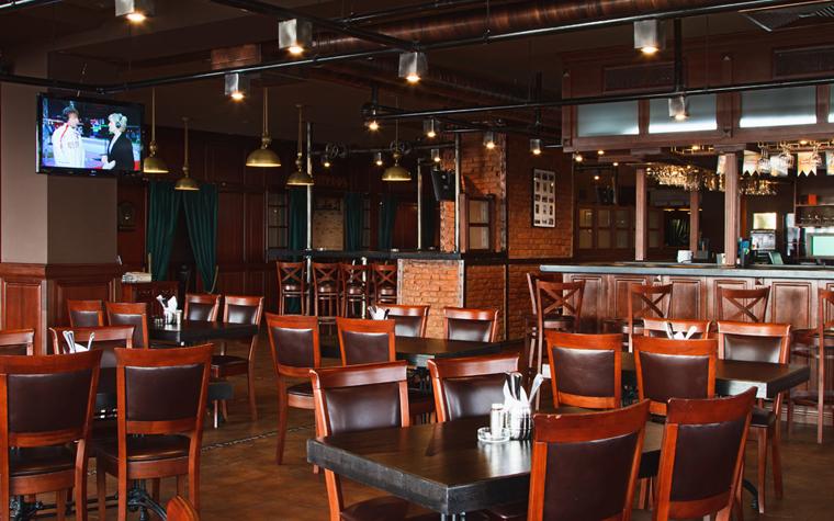 Ресторан. ресторан из проекта , фото №22549