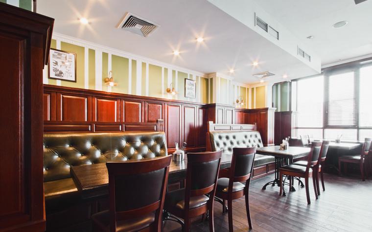 Ресторан. ресторан из проекта , фото №22553