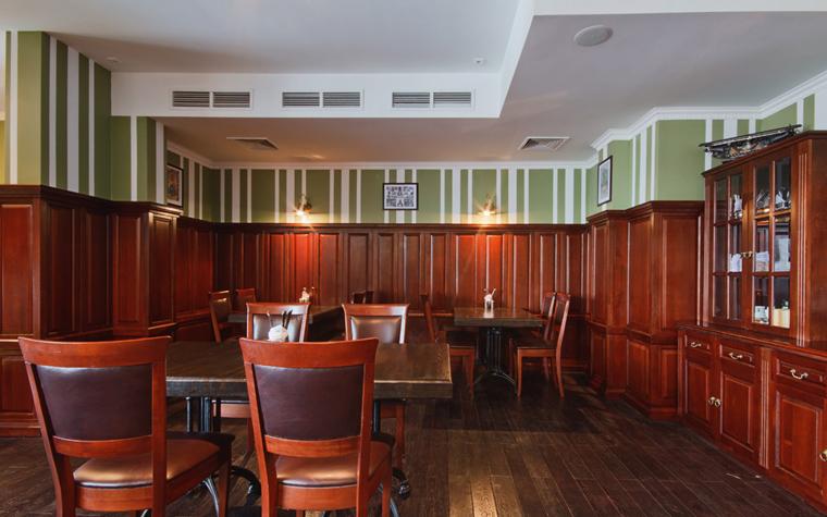Ресторан. ресторан из проекта , фото №22554