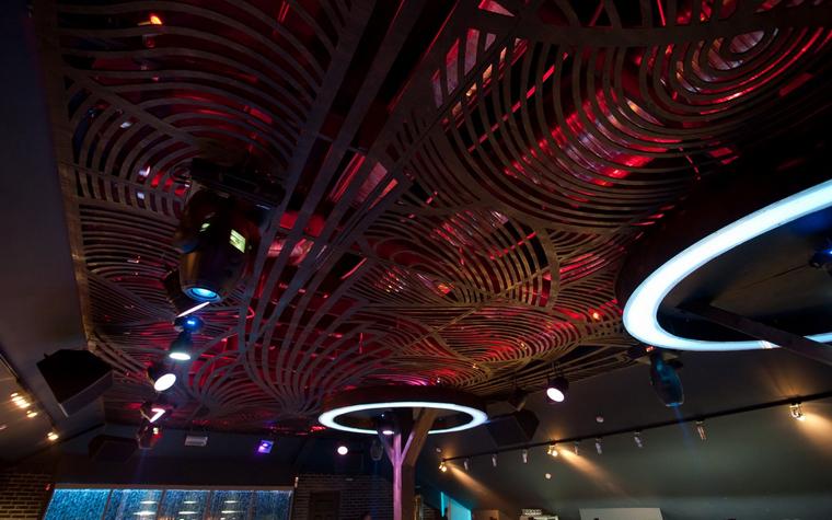 Ресторан. ресторан из проекта , фото №22767
