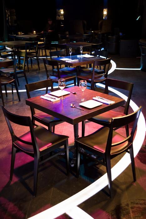 Ресторан. ресторан из проекта , фото №22792