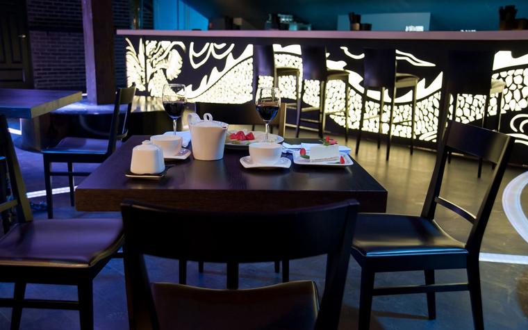 Ресторан. ресторан из проекта , фото №22795