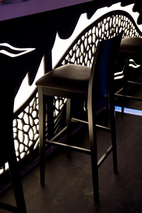 Ресторан. ресторан из проекта , фото №22797