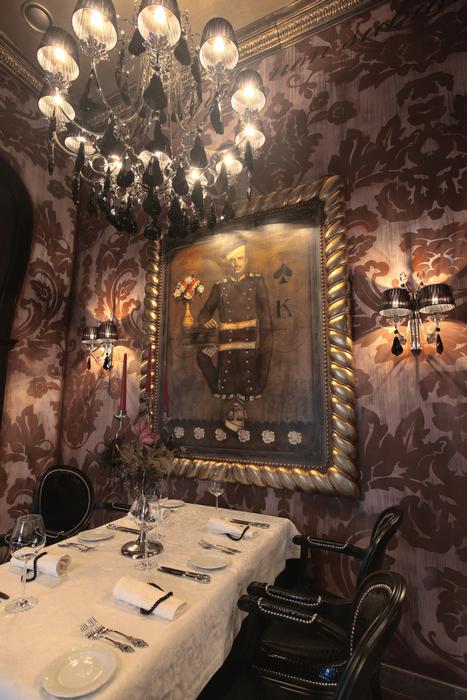 Ресторан. ресторан из проекта , фото №23157