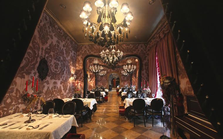 Ресторан. ресторан из проекта , фото №23158