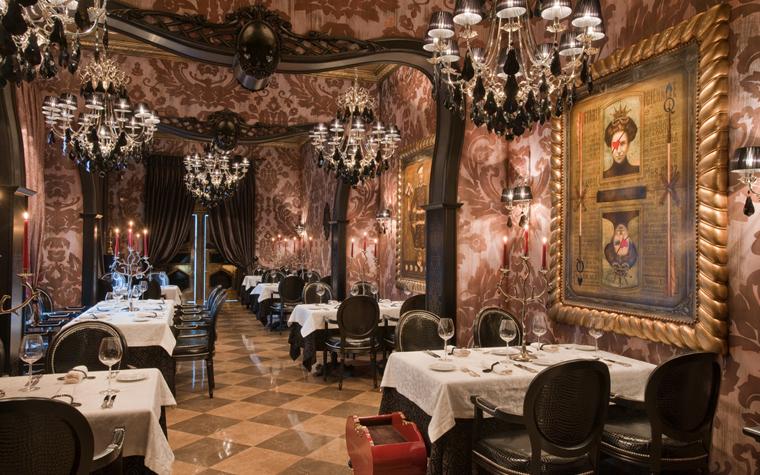 Ресторан. ресторан из проекта , фото №23136
