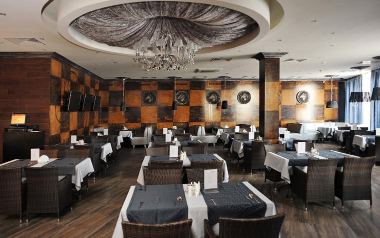 Ресторан. ресторан из проекта , фото №23270