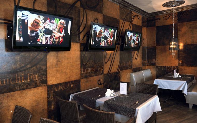 Ресторан. ресторан из проекта , фото №23285