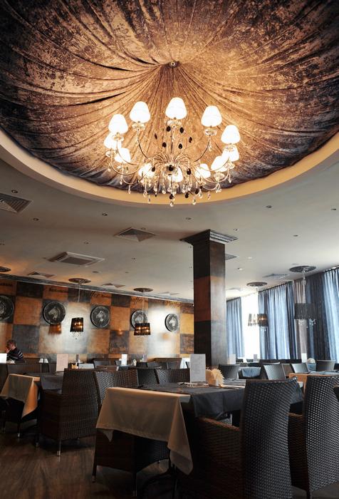 Ресторан. ресторан из проекта , фото №23276
