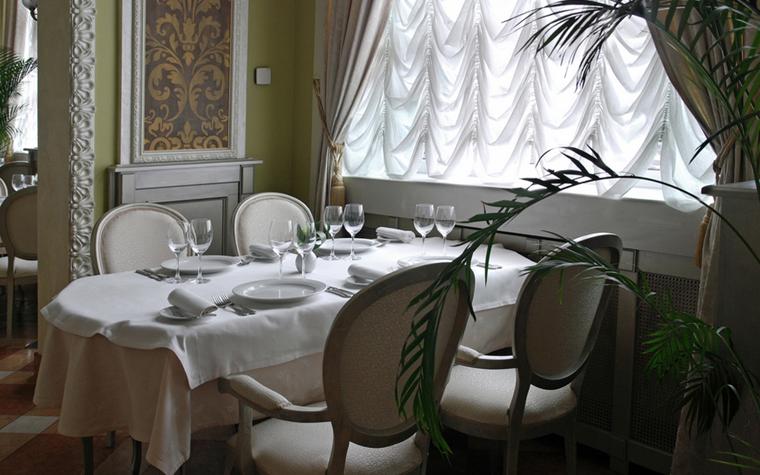 Ресторан. ресторан из проекта , фото №23342