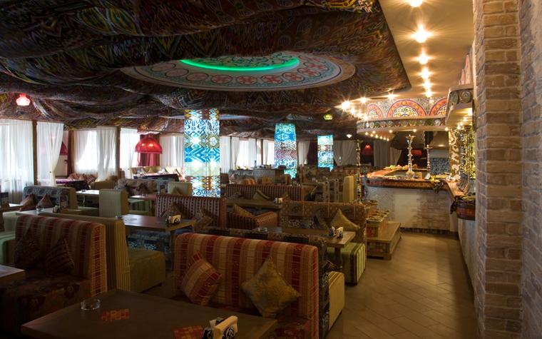 Ресторан. ресторан из проекта , фото №23354