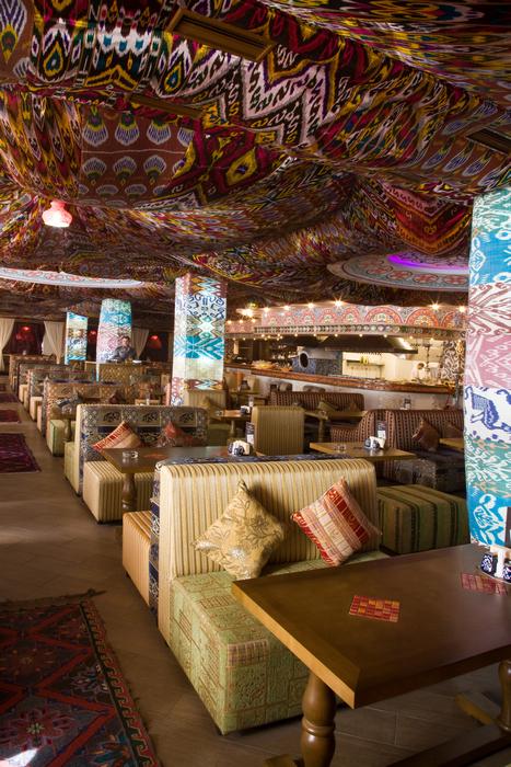 Ресторан. ресторан из проекта , фото №23364