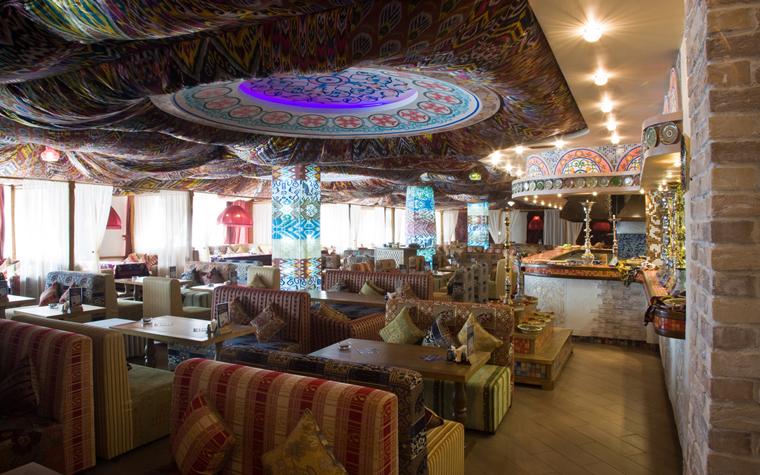 Ресторан. ресторан из проекта , фото №23367