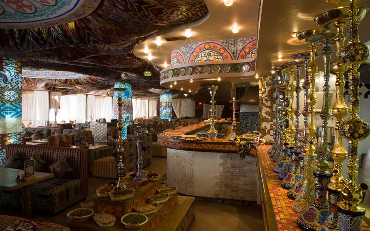 Ресторан. ресторан из проекта , фото №23368