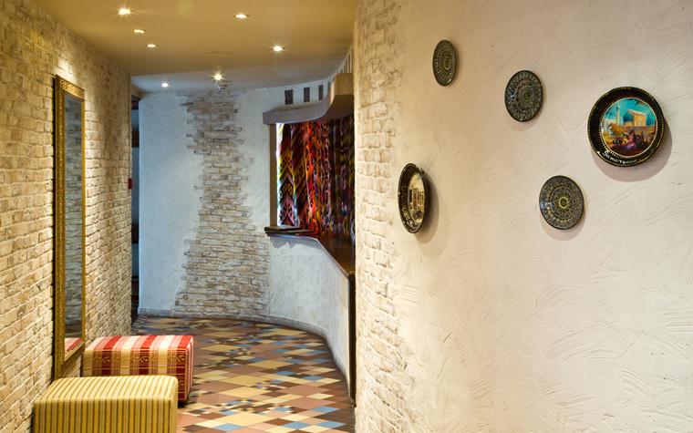 Ресторан. ресторан из проекта , фото №23369