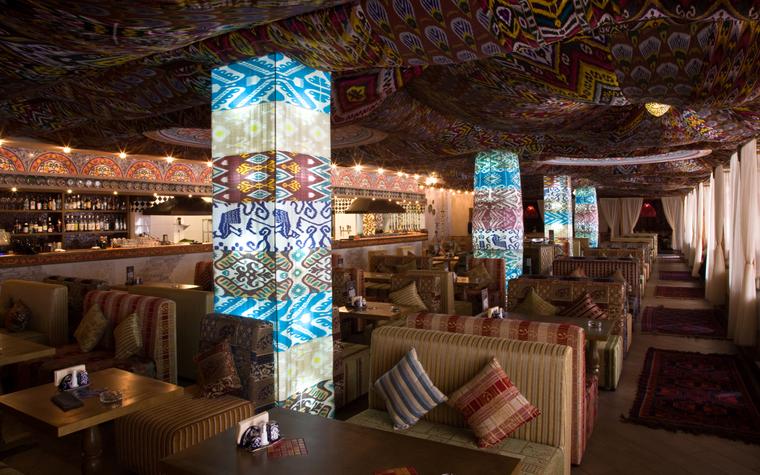 Ресторан. ресторан из проекта , фото №23355