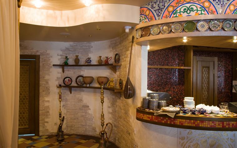 Ресторан. ресторан из проекта , фото №23357